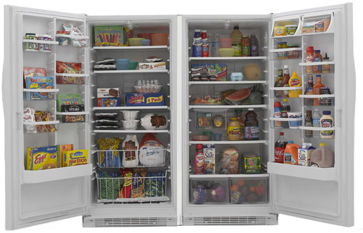 Whirlpool El88trrwq 17 7 Cu Ft All Refrigerator With 5