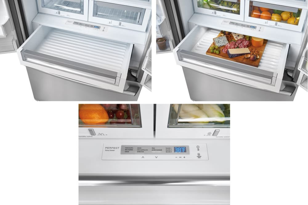 Electrolux Ew23bc87ss 36 Inch Counter Depth French Door Refrigerator. Electrolux Wavetouch Series Ew23bc87ss The Perfect Temp Drawer Offers A Customizable Range Of. Wiring. Gladiator Refrigerator Wiring Diagram At Eloancard.info