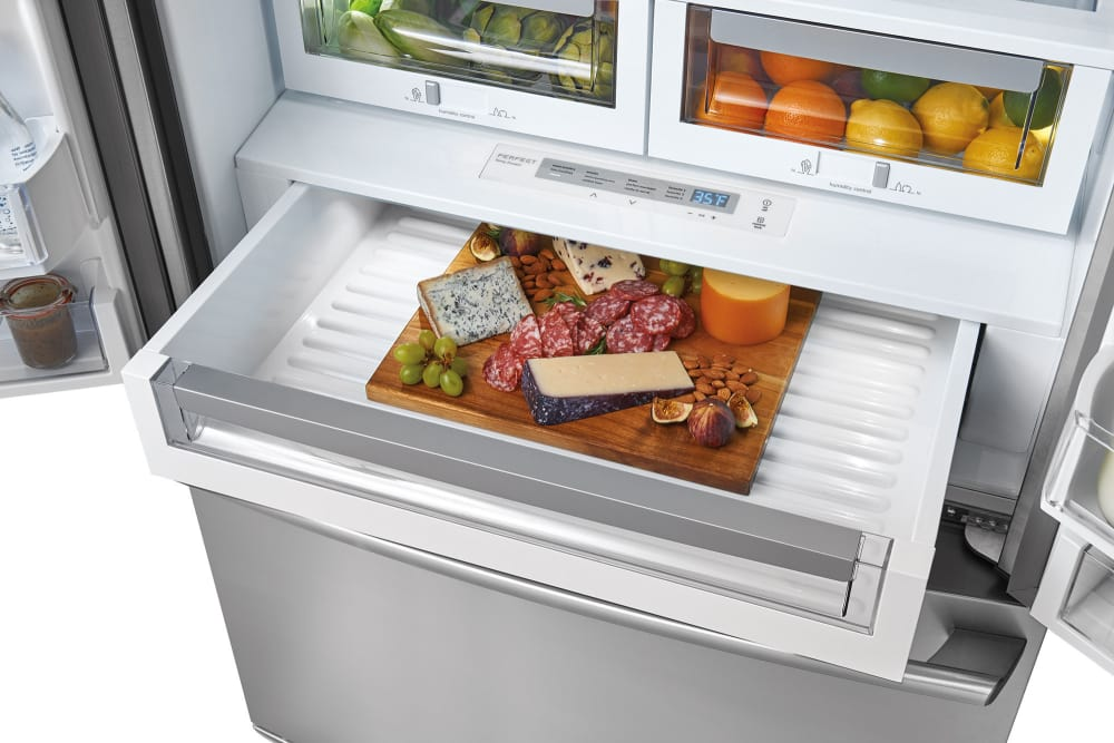 Electrolux Ew28bs87ss 36 Inch French Door Refrigerator With 267 Cu. Electrolux Wavetouch Series Ew28bs87ss Perfect Temp Drawer. Wiring. Gladiator Refrigerator Wiring Diagram At Eloancard.info