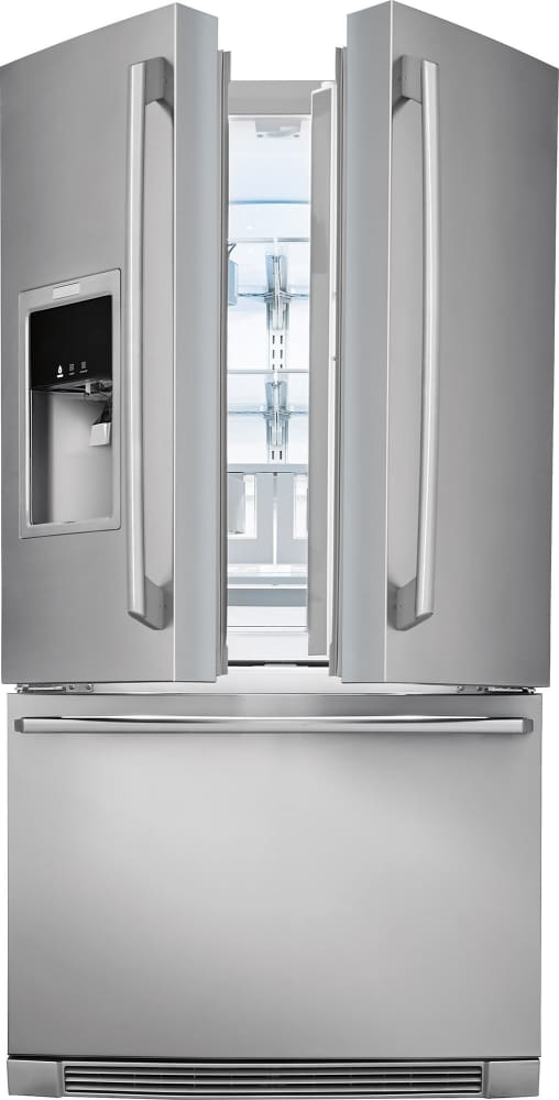 Electrolux Ew28bs87ss 36 Inch French Door Refrigerator With 267 Cu. Electrolux Wavetouch Series Ew28bs87ss Selfclosing Doors. Wiring. Gladiator Refrigerator Wiring Diagram At Eloancard.info