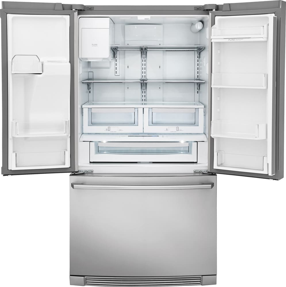 Luxury Refrigerators: Electrolux EW28BS87SS 36 Inch French Door Refrigerator