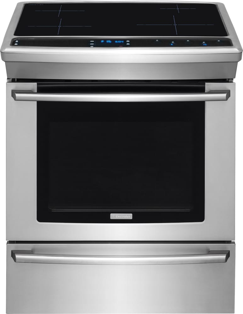 Electrolux Ew30is80rs 30 Inch Slide In Induction Range