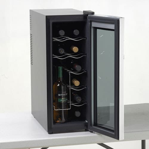 Avanti Ewc1201 10 Inch Countertop Wine Cooler With 12