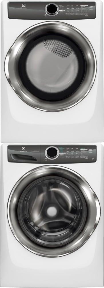 Electrolux Exwadreiw6517 Stacked Washer Amp Dryer Set With