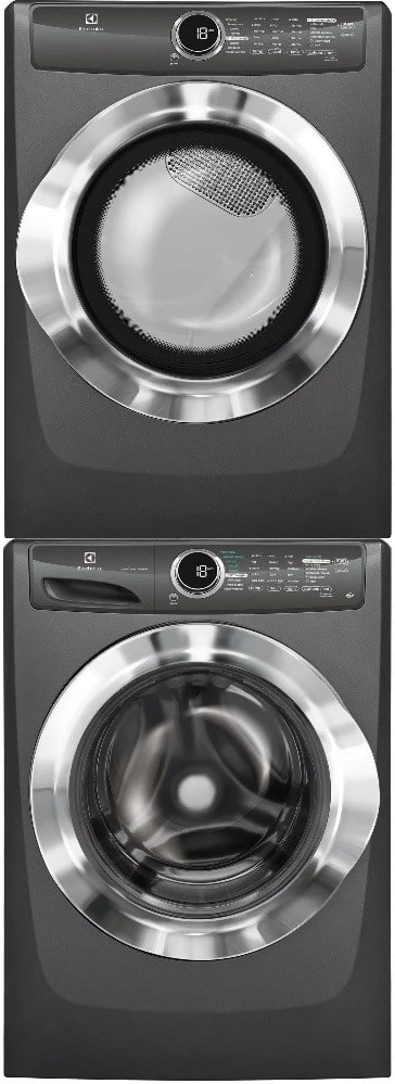 Electrolux Exwadrgtt9617 Stacked Washer Amp Dryer Set With
