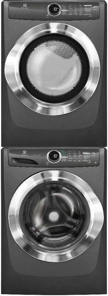 Electrolux Exwadrgtt9617 Stacked Washer Amp Dryer Set With