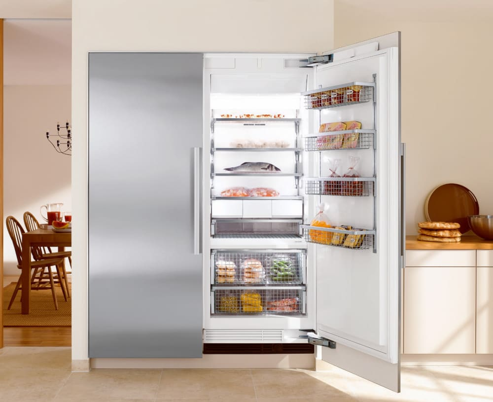 Miele F1803sf 30 Inch Built In Full Freezer Column With