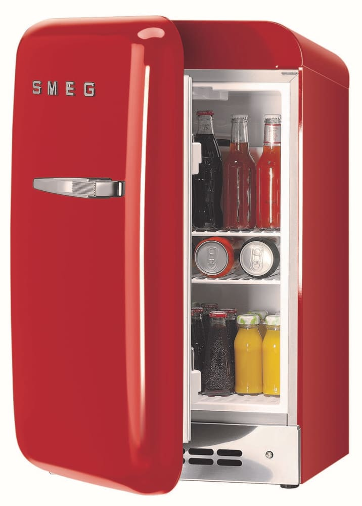 Madison Car Dealers >> Smeg FAB5ULR 1.5 cu. ft. Compact Refrigerator with 2 ...