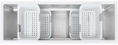 Ge Fcm16dlww 65 Inch Chest Freezer With Audible