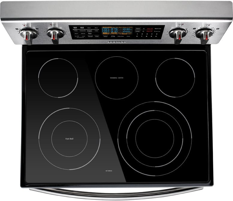 Samsung Fe710drs 30 Inch Freestanding Electric Range With