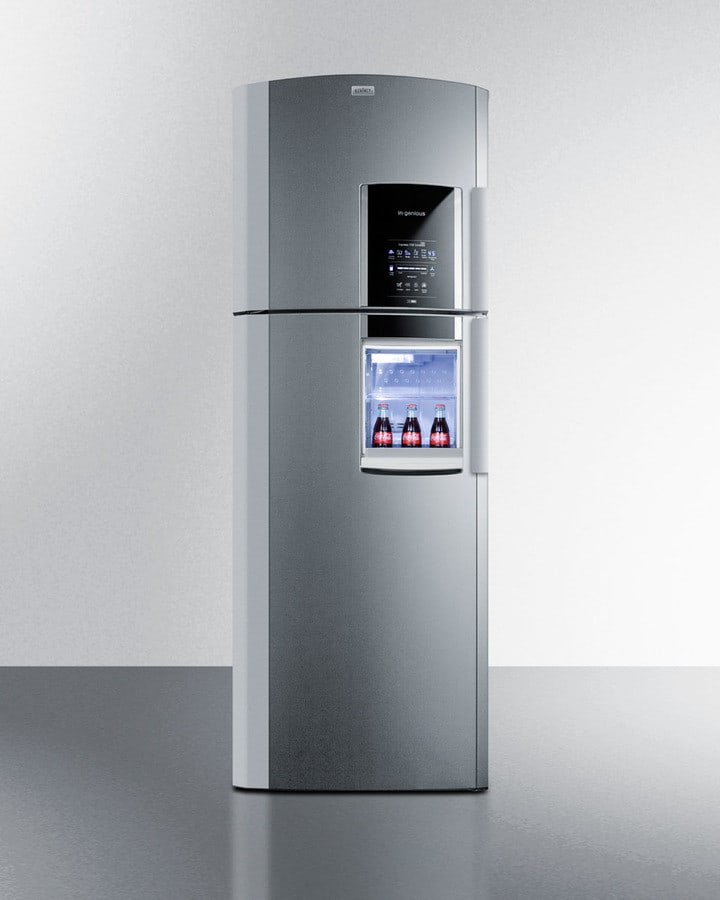 Summit Ff1525pllhd 26 Inch Counter Depth Top Freezer