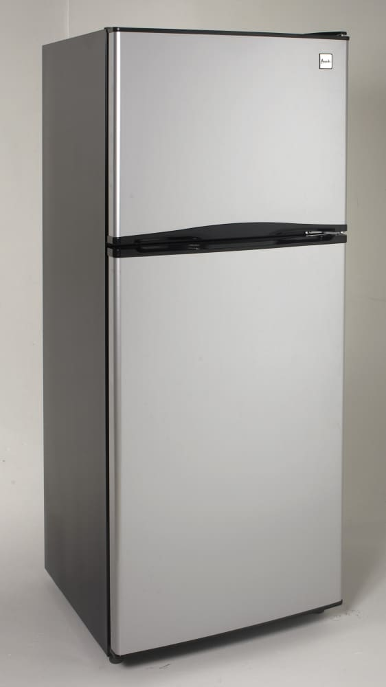 Avanti Ff99d3s 99 Cu Ft Top Freezer Refrigerator With Adjustable