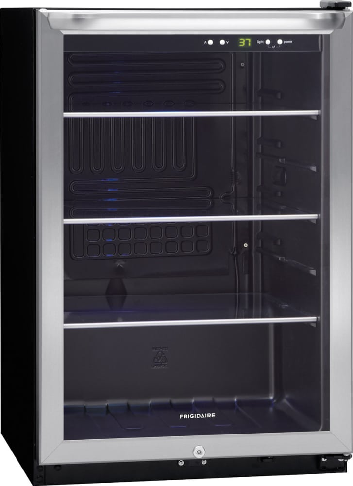 Frigidaire FFBC4622QS 4.6 cu ft. Freestanding Beverage Center with 3 ...