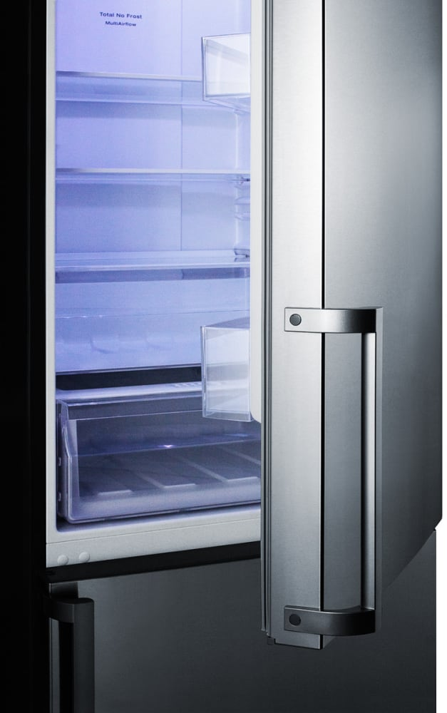 Summit Ffbf191ss 24 Inch Counter Depth Bottom Freezer