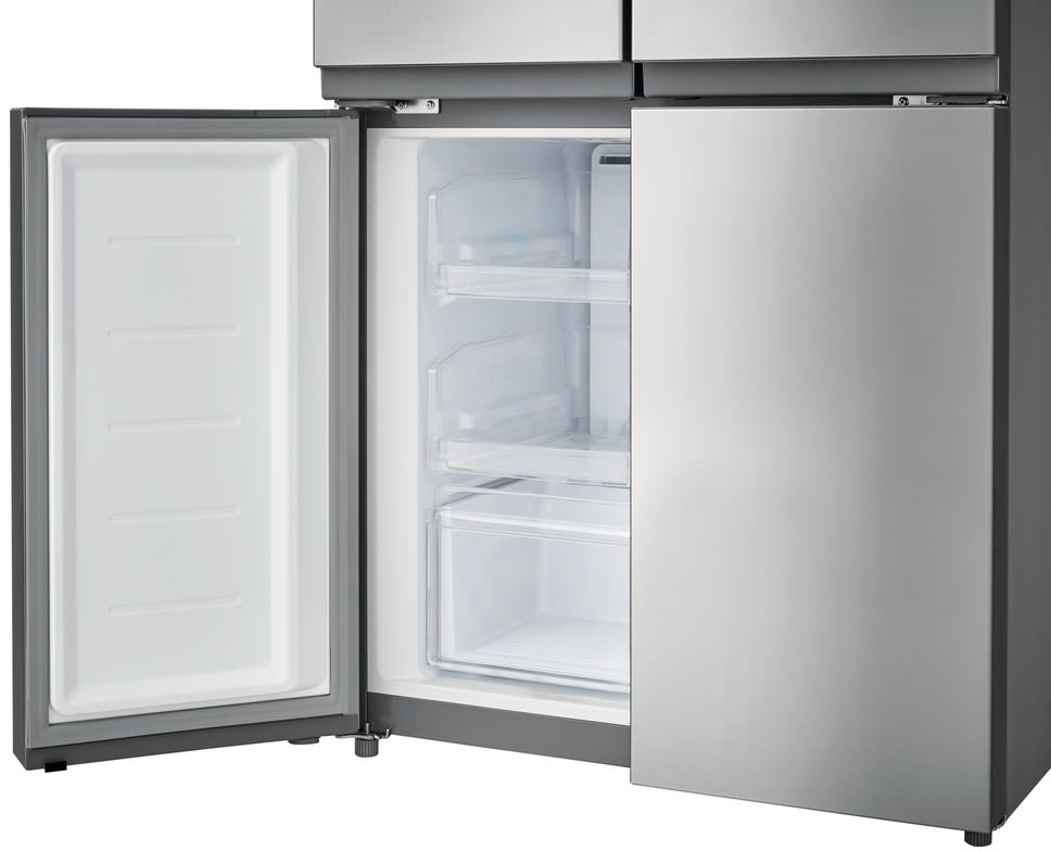 Frigidaire FFBN1721TV 17.4 Cu Stainless 4 Door Refrigerator Ft
