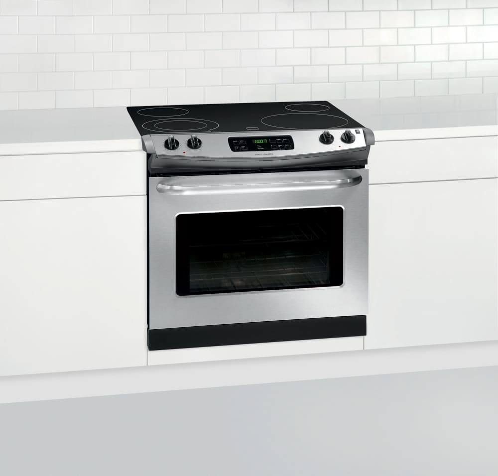Frigidaire Ffed3025ps 30 Inch Drop In Smoothtop Electric