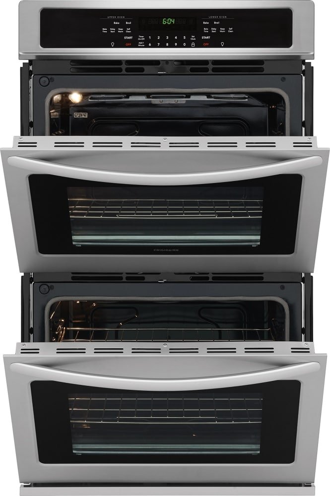 Frigidaire Ffet3026ts 30 Quot Built In Electric Double Wall
