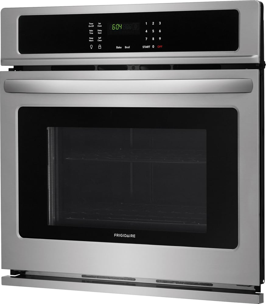 Single Wall Ovens ~ Frigidaire ffew ts inch single electric wall oven