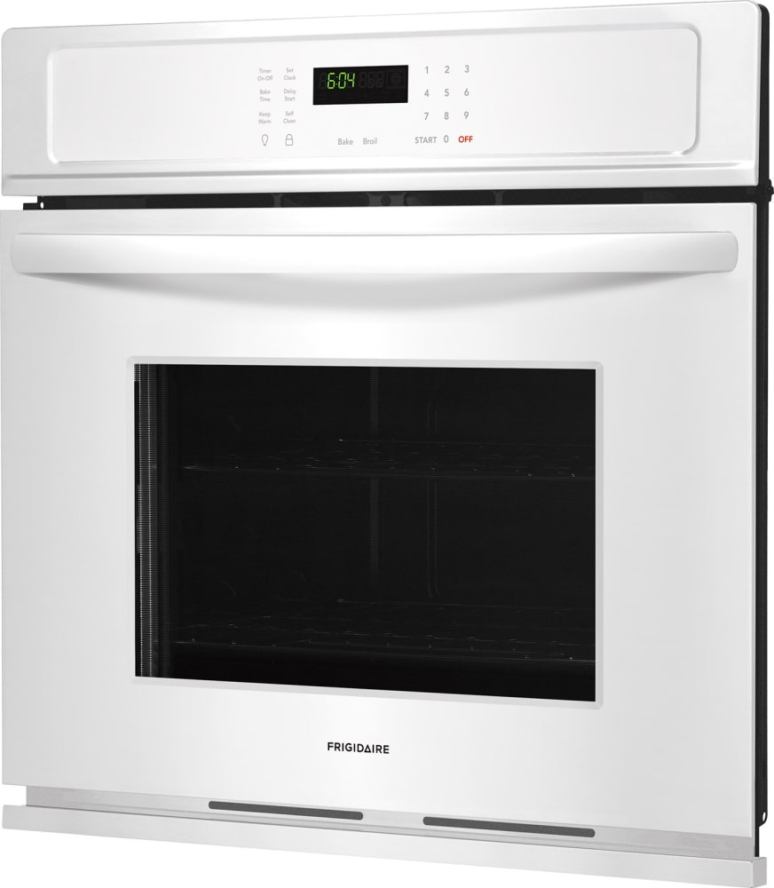 frigidaire ffew2726tw 27 inch single electric wall oven with vari broil temperature control. Black Bedroom Furniture Sets. Home Design Ideas