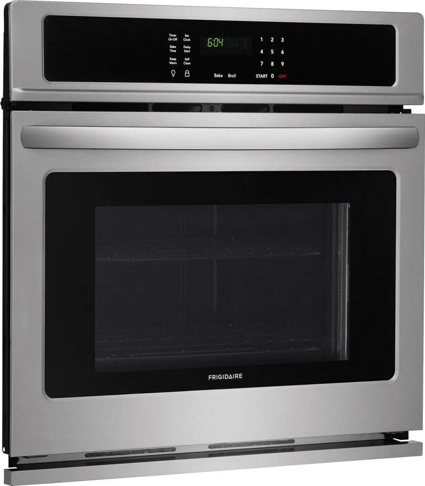frigidaire ffew3026ts 30 inch electric single wall oven with vari broil temperature control. Black Bedroom Furniture Sets. Home Design Ideas
