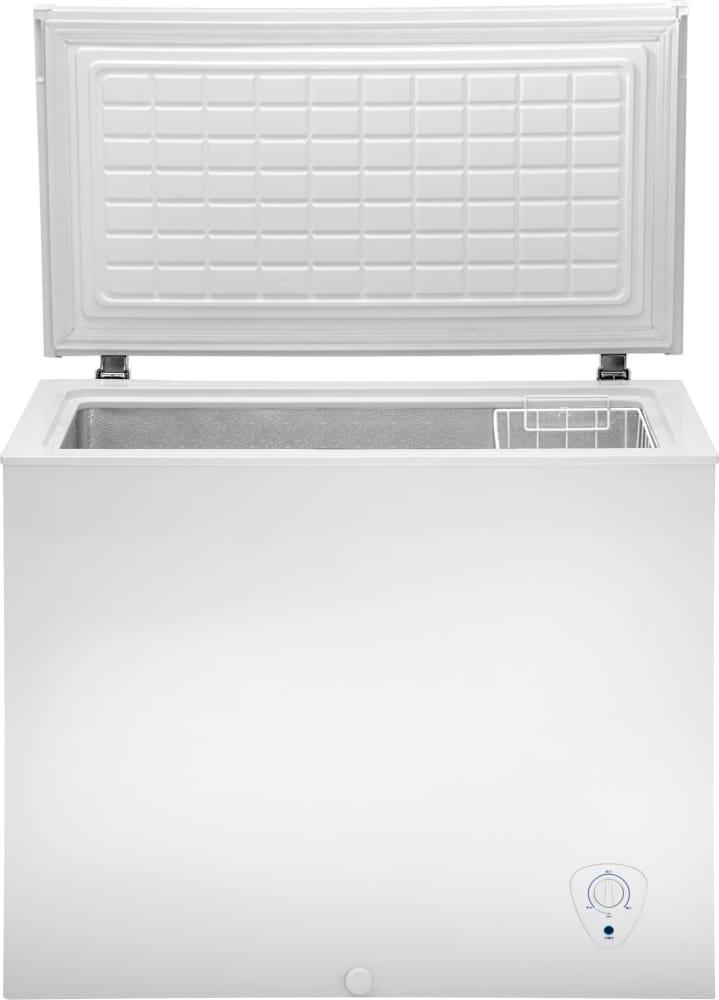 Frigidaire Fffc07m1qw 7 5 Cu Ft Chest Freezer With 1