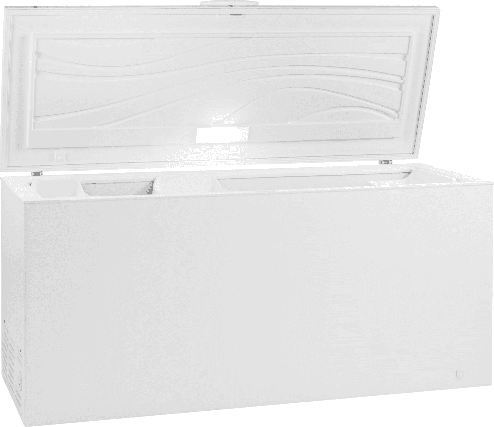 Frigidaire Fffc22m6qw 21 6 Cu Ft Chest Freezer With 4