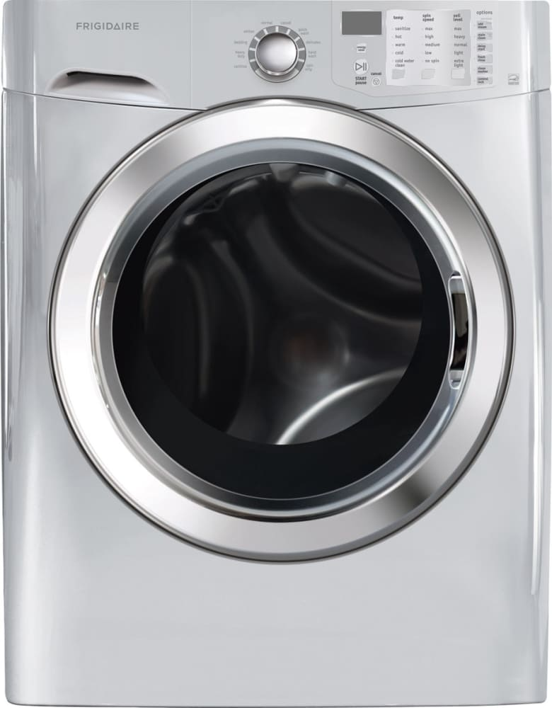Frigidaire Fffs5115pa 27 Inch Front Load Washer With Ready
