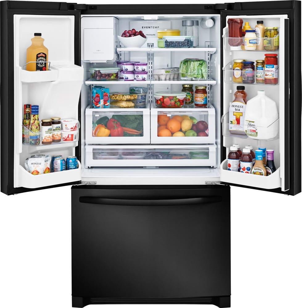 Frigidaire Ffhb2750te 36 Inch French Door Refrigerator