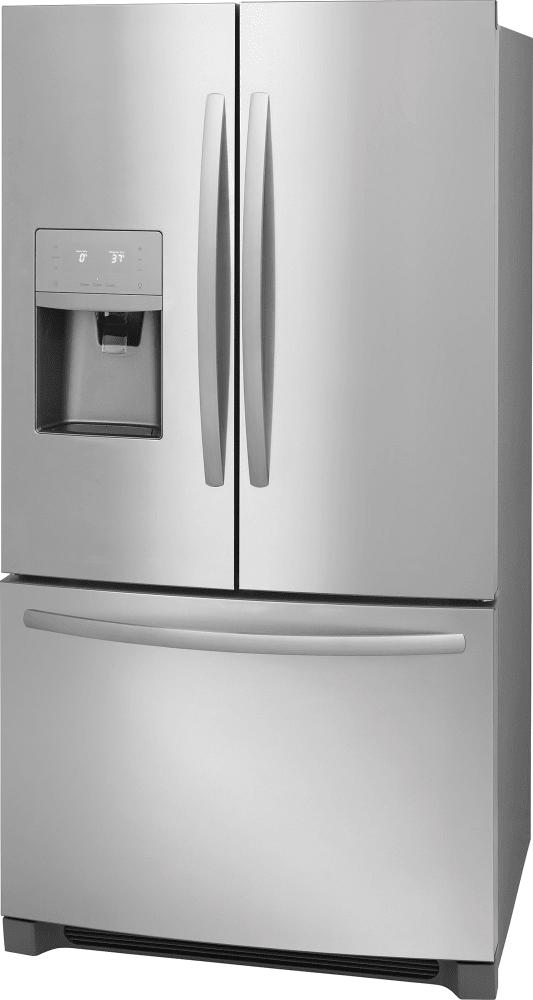 Frigidaire Ffhb2750ts 36 Inch French Door Refrigerator