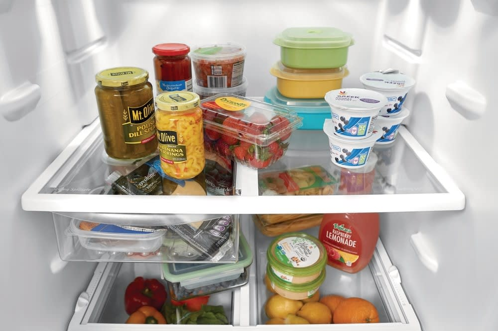 Frigidaire Ffht2033vs 30 Inch White Top Freezer
