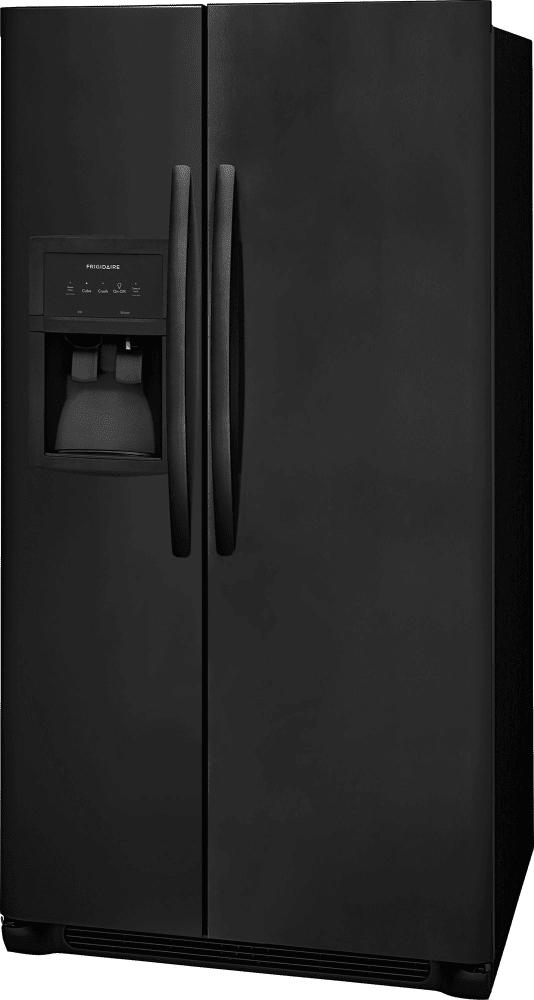 Frigidaire Ffhx2325te 33 Inch Side By Side Refrigerator