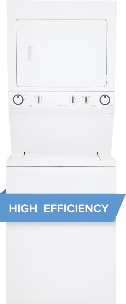 Frigidaire Fflg3911qw 27 Inch Gas Laundry Center With 3 8