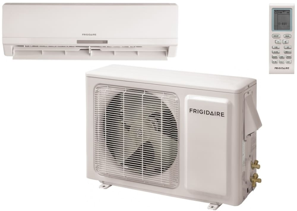 Frigidaire Ffhp122cs2 13 000 Btu Single Zone Cool Heat