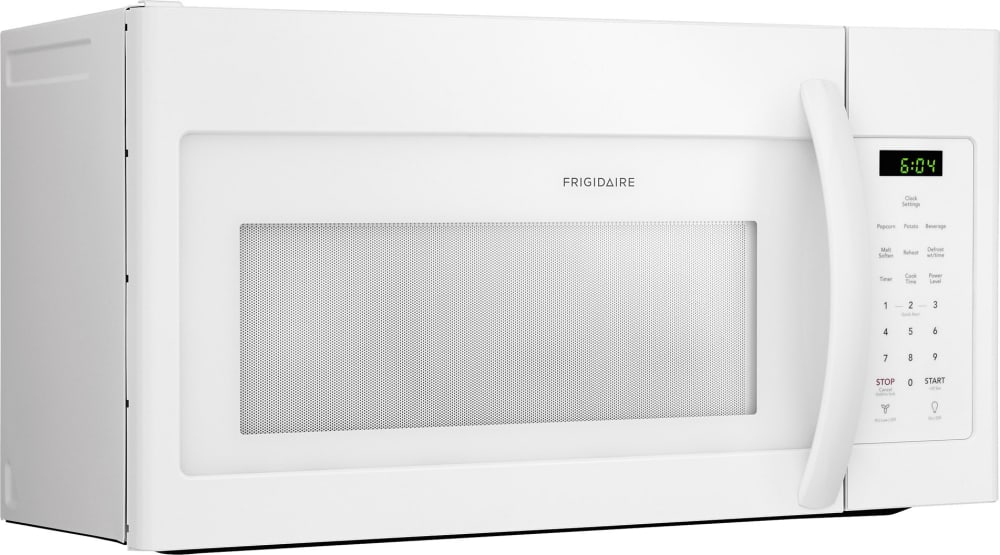 Frigidaire Ffmv1645tw 30 Inch Over The Range Microwave