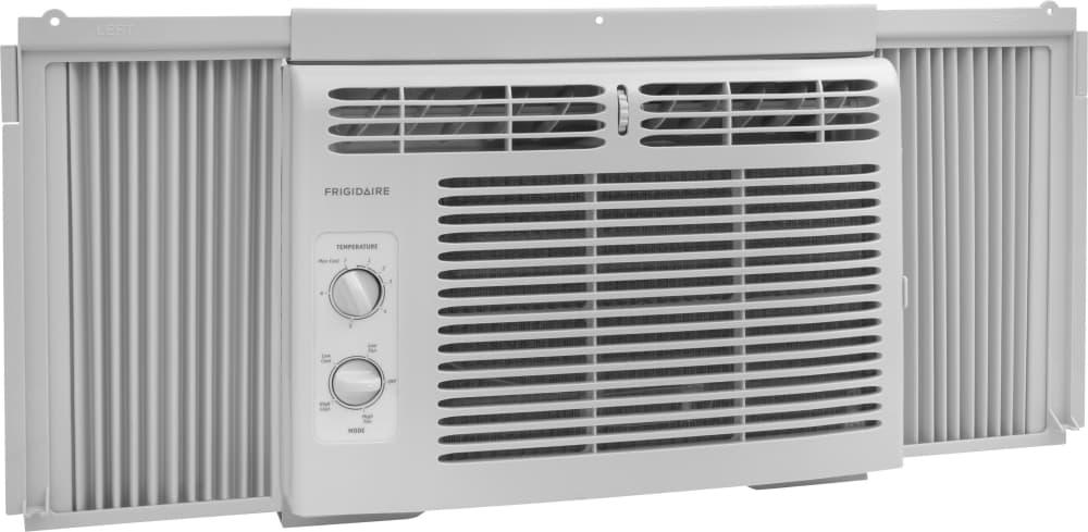 air conditioning window. frigidaire ffra0511r1 - 5,000 btu window air conditioner angle view conditioning i
