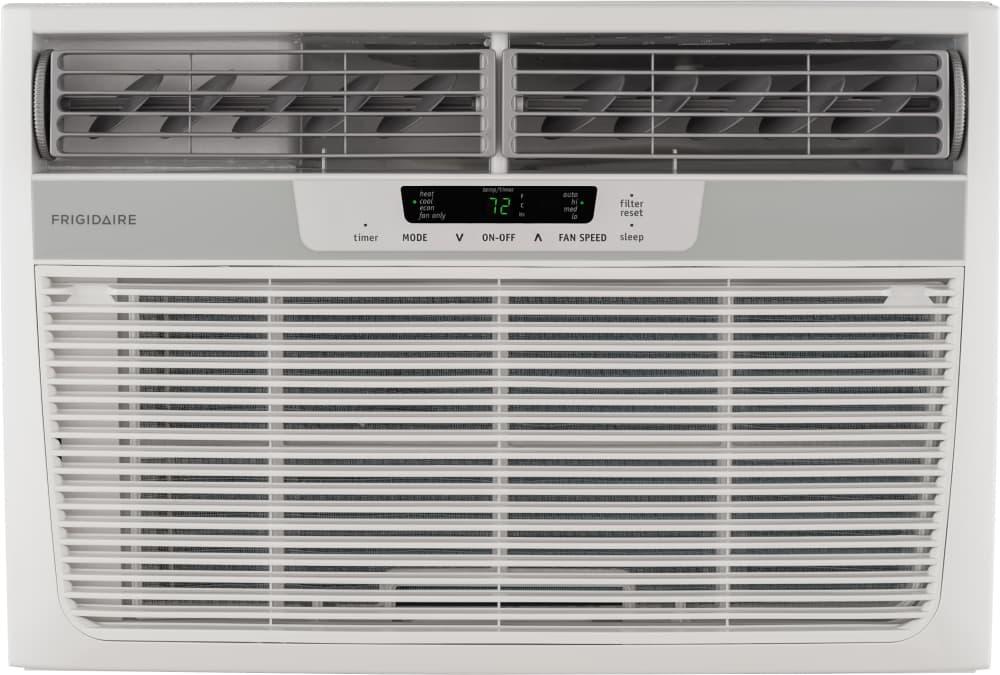Frigidaire FFRH0822R1 8,000 BTU Room Air Conditioner with 7,000 BTU ...