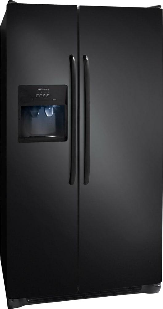 Frigidaire Ffss2314qe 33 Inch Side By Side Refrigerator