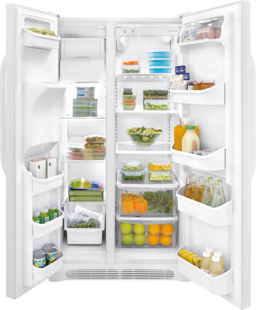 Frigidaire Ffss2314q 33 Inch Side By Side Refrigerator