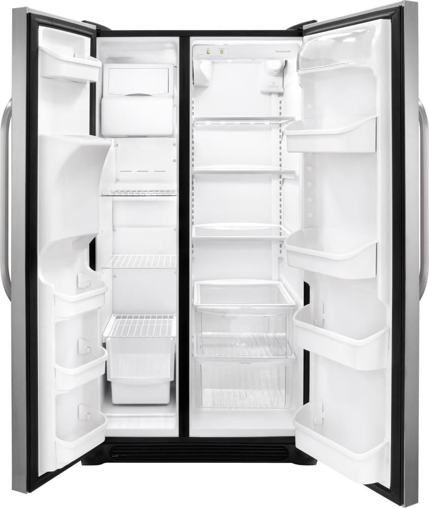 Frigidaire Ffss2314qs 33 Inch Side By Side Refrigerator