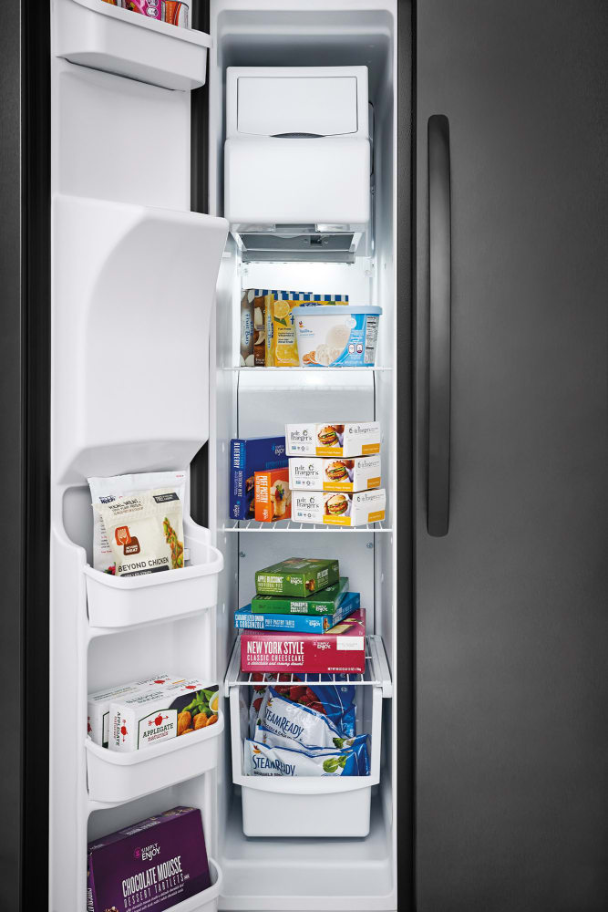 Frigidaire Ffss2315td 33 Inch Side By Side Refrigerator