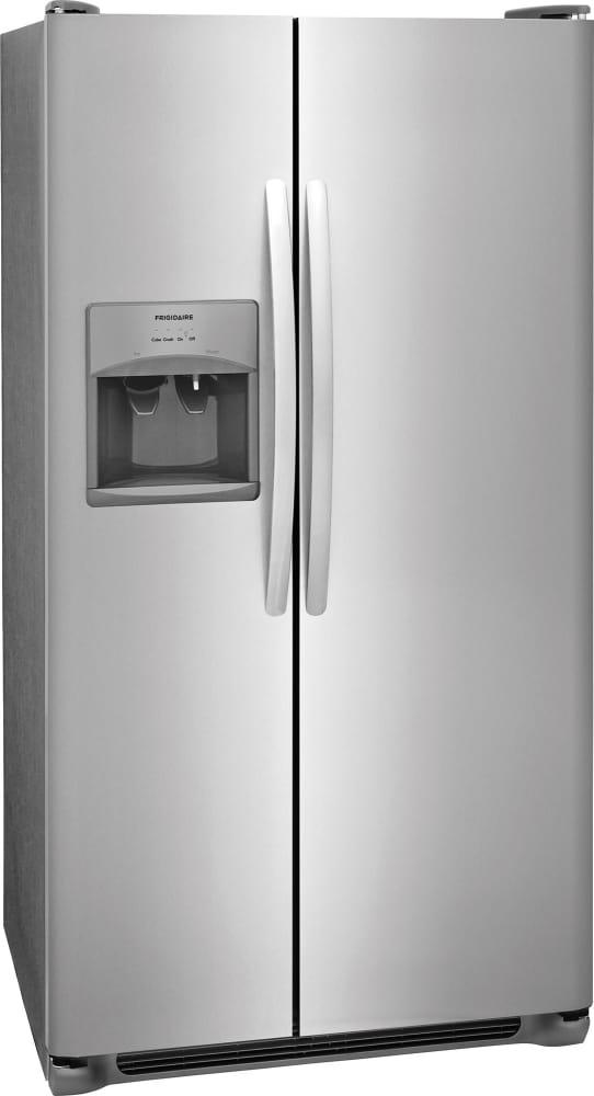 Frigidaire Ffss2615ts 36 Inch Side By Side Refrigerator
