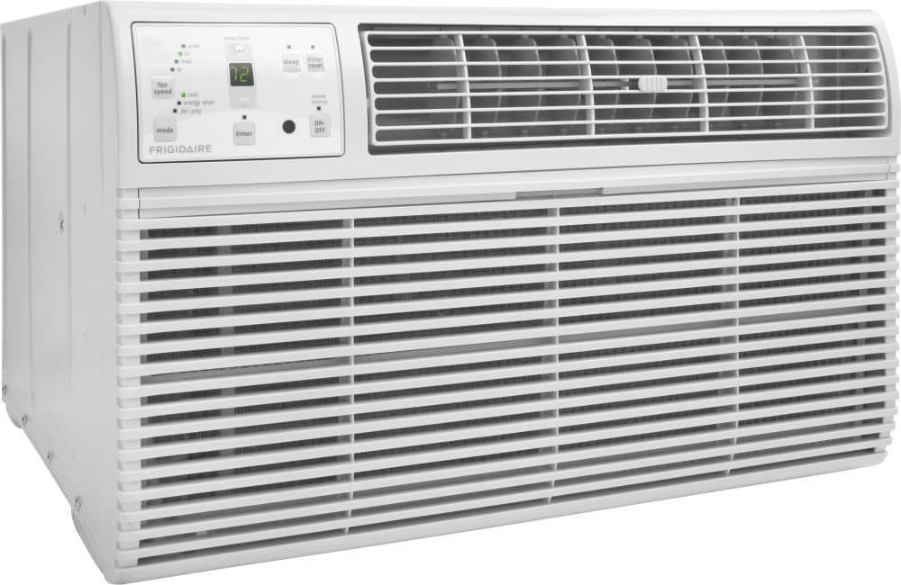air conditioner frigidaire ffta1422r2 angle view - Air Conditioner Wall Unit