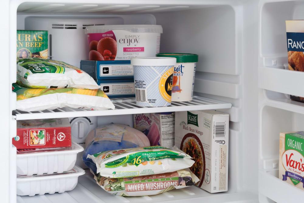 Frigidaire Fftr1022qb 24 Inch Counter Depth Top Freezer