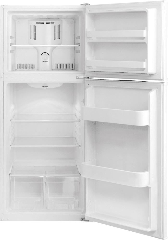 Frigidaire FFTR1022QW 24 Inch Counter Depth Top-Freezer ...