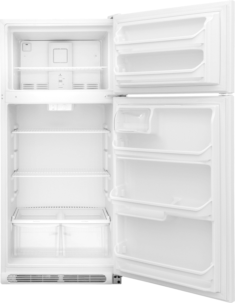 Frigidaire Fftr1814tw 30 Inch Top Freezer Refrigerator