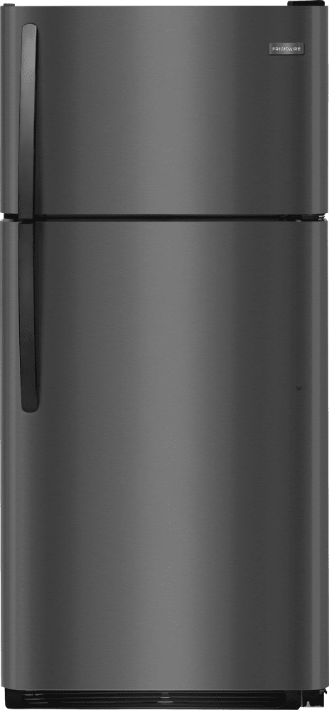 frigidaire fftr1821t 30 inch top freezer refrigerator with store
