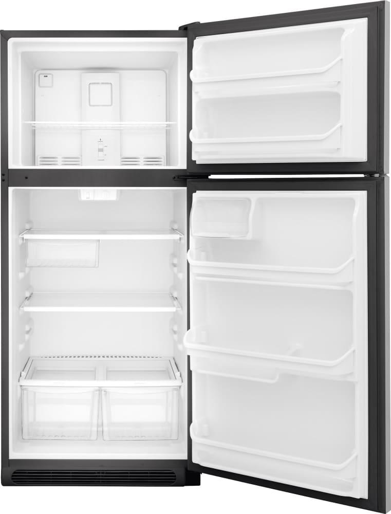 Frigidaire Fftr2021qs 30 Inch Top Freezer Refrigerator