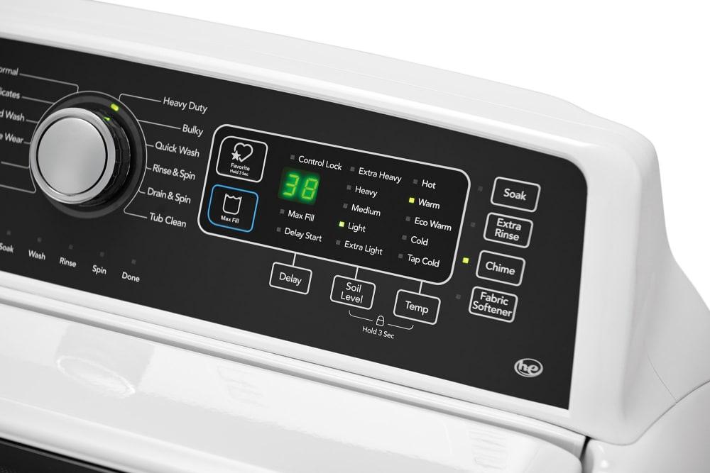 Frigidaire FFTW4120SW 27 Inch Top Load Washer With Digital
