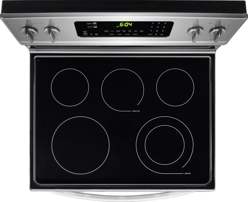 Frigidaire Fgef302tpf 30 Inch Double Oven Electric Range