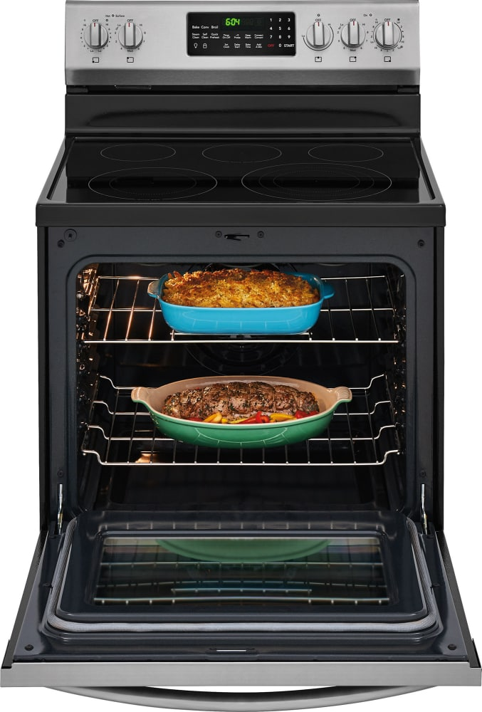 Frigidaire Electrolux Gallery Series Stove Manual